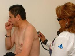 Поставили диагноз туберкулез