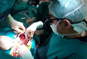 Хирургическое лечение рака легких.