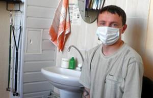 муж заболел туберкулезом