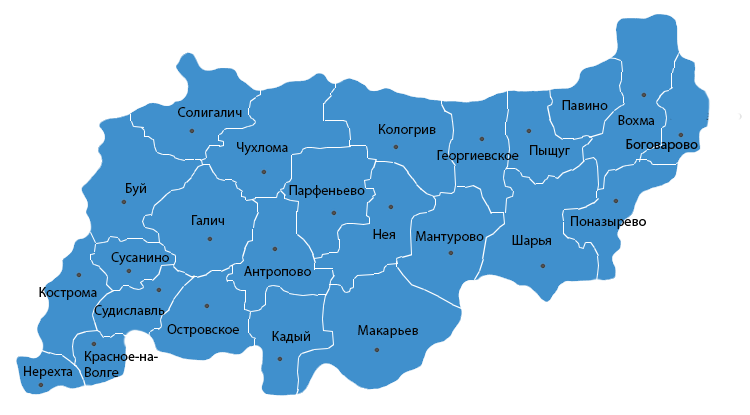 kostromskaya-map
