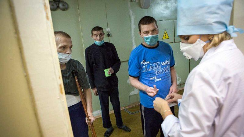 при контакте с больным туберкулезом